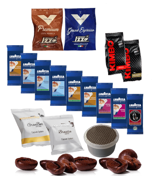 Lavazza Espresso Point Probierpaket