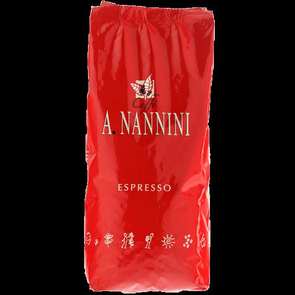 Nannini Etnea 1 kg ganze Bohnen