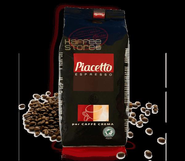 Piacetto Espresso Supremo Caffé Crema 1kg