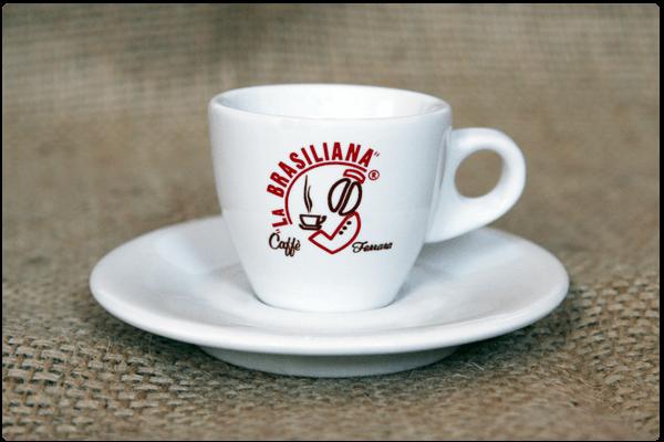 La Brasiliana Espressotasse