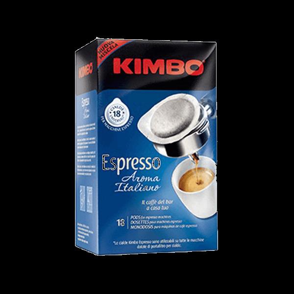 Kimbo Espresso Aroma Italiano  - Kaffeepads