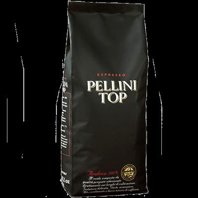 Pellini Top 100 % Arabica Espresso Kaffee 1kg Bohnen