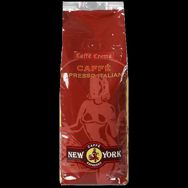 New York Caffe Crema 1kg Bohnen