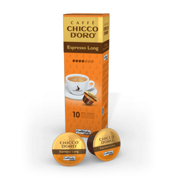 Chicco d'Oro Espresso Long Kapseln