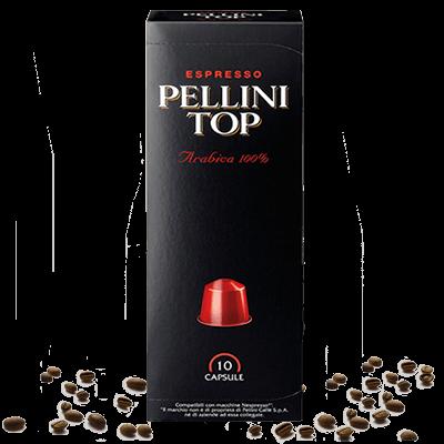 Pellini Top Kapseln für Nespresso® - 10 Kapseln