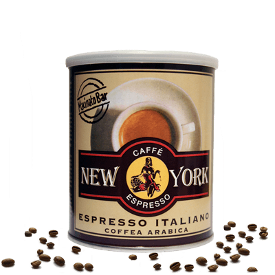 New York Extra gemahlen, 250g Dose