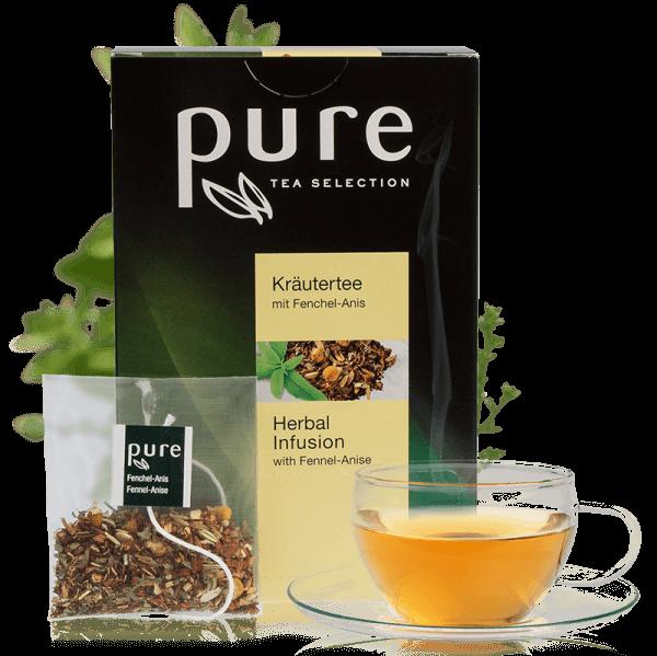 Pure Tee Selection Kräutertee 1 VE-25 Beutel