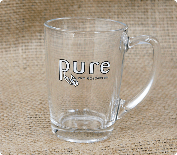 Tchibo Pure Tee Tea Selection Teeglas