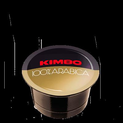 Kimbo 100% Arabica Kapseln - Lavazza Blue kompatibel