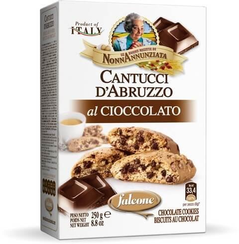 Cantucci d'Abruzzo al Cioccolato 200g