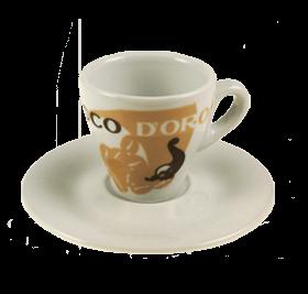 Chicco d'Oro Espresso Tasse
