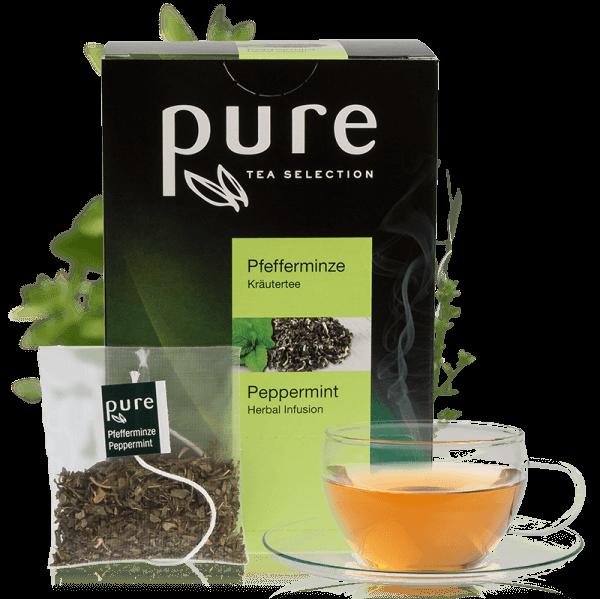 Pure Tee Selection Pfefferminze 1 VE-25 Beutel