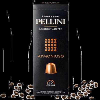 Pellini Armonioso Kapseln für Nespresso® - 10 Kapseln