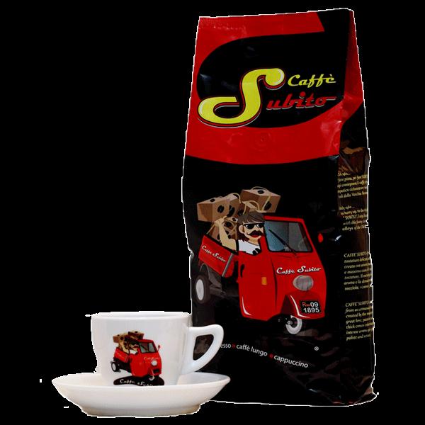 Caffe Subito 1000g Bohnen