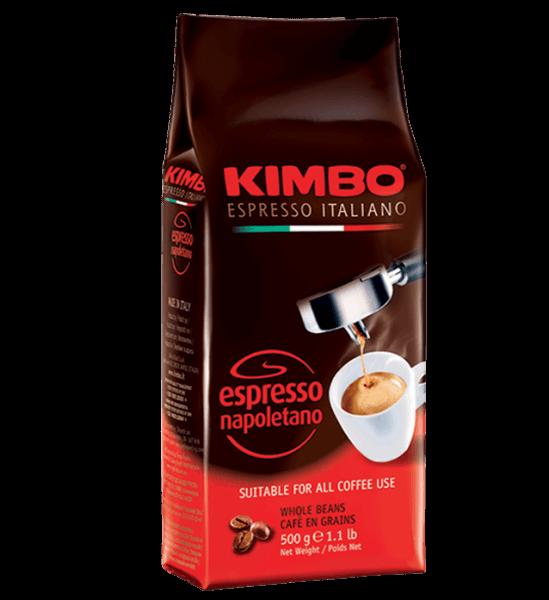 Kimbo Napoletano 1kg Bohnen